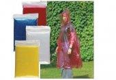 Tek Kullanımlık Yağmurluk (3 Renk) 10lu Paket