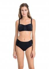 Dagi Kadın Toparlayıcı Bikini Takımı Siyah B0118y0008sy