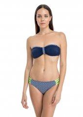 Dagi Kadın Straplez Bikini Takımı Lacivert B0118y0156lc