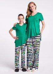 Dagi Çocuk Pijama Takımı Yeşil K0218y0013yes