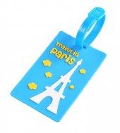 Valiz Etiketi Bavul Etiketi Çanta Etiketi İsimlik
