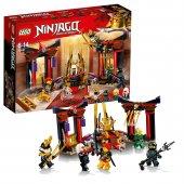 Lego 70651 Ninjago Taht Odası