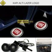 Fiat Kapı Altı Led Logo