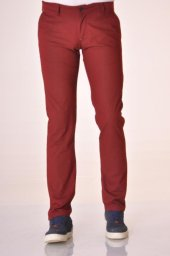 Erkek Kırmızı Pantolon