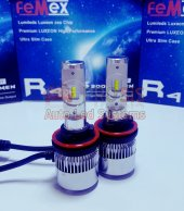Femex R5 Led Headlight (4500lm) (35w) H8 11 Csp Ultra Chip