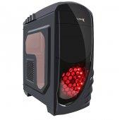 Kasa Turbox Gts Black 300w Psu 32 Led Fan Usb 2.0 Hd Audıo Atx