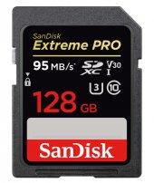 Sandisk Extreme Pro Sdhc 128gb 95mb S V30 Uhs I U3