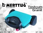 Merttuğ Granit Tost Makinesi, Yanmaz Yapışmaz Sağlıklı Granit Tost Makinesi