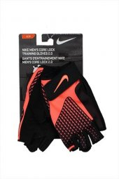 Nike N.lg.38.041.md Mens Core Lock Traınıng Gloves 2.0 Spor Gym