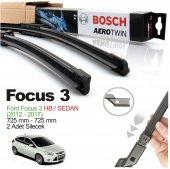 Ford Focus 3 Silecek Takımı Bosch Aerotwin (2011 Ve Üzeri Modelle
