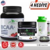 Torq Nutrition Bcaa+glutamine 500 Gr + Argıtorq L Arginine 300 Gr