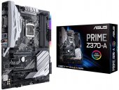 Asus Intel Z370 1151 Ddr4 4000mhz Dvı&hdmı&dp Anakart