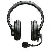 Shure Brh440m Çift Taraflı Yayın Headset Kulaklık...