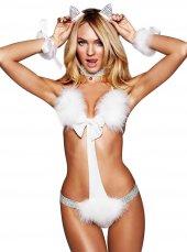 Merry See Ms8614 Kedi Kız Kostümü