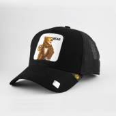 Goorin Bros Animal Farm Trucker Black Bear