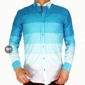 Likralı Pamuklu Renkli Prime Erkek Gömlek
