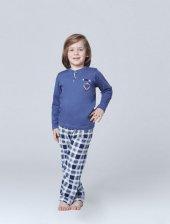 Roly Poly Süprem Uzun Kol Erkek Çocuk Pijama Takımı V1 2805 1
