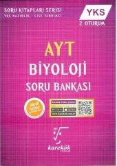 2019 Karekök Yayınları Ayt Biyoloji Soru Bankası