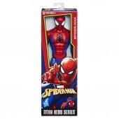 örümcek Adam Hareketli Spiderman Titan Hero Figür E0649 Orijinal