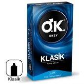 Okey Klasık 10 Lu Prezervatif