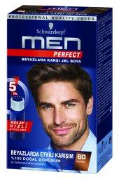 Schwarzkopf Perfect Men 60 Kahve Saç Boyası