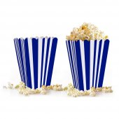 10 Adet Sinema (Popcorn) Mısır Kutusu