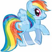 1 Adet Kikajoy My Little Pony Folyo Balon 71 Cm X 68 Cm
