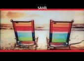 Evsa Home Dekoratif Ofis Salon Cam Orta Sehpa Sahil 5405