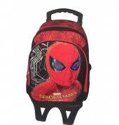 Spiderman Çekçek Okul Çantası 95994