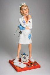 Hiper Forchino Hemşire Büyük Dekoratif Biblo