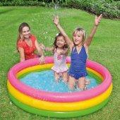 çocuk Havuzu Intex 3 Boğumlu 147x33x43 Cm İntex 57422