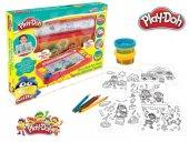Play Doh Rulolu Aktivite Tepsisi Oyun Hamuru