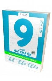Bilfen 9. Sınıf Matematik Depar Konu Anlatımlı Ve Örnek Çözümlü