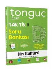 Tonguç Akademi Yayınları 8. Sınıf Din Kültürü Ve Ahlak Bilgisi Taktikli Soru Bankası