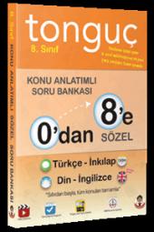 Tonguç 0 Dan 8 E Sözel Konu Anlatımlı Soru Bankası