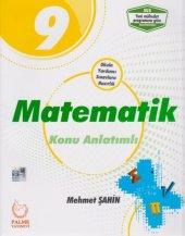 Palme Yayınları 9. Sınıf Matematik Konu Anlatımlı