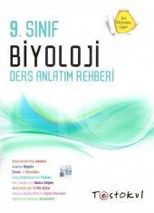 Test Okul Yayınları 9. Sınıf Biyoloji Ders Anlatım Rehberi