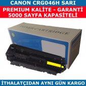 Canon Crg 046h Sarı Muadil Toner 5.000 Sayfa