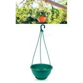 Homecare Aslkılı Damla Makrome Askı Yeşil Renk 423476
