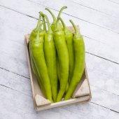 Mutlu Sebzeler Çarliston Biber (1kg)