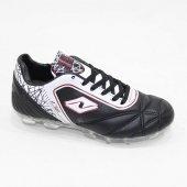 Lion Siyah Çocuk Krampon Ayakkabı