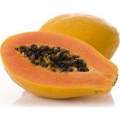 Mutlu Sebzeler Papaya (1 Adet) Tropikal Meyveler