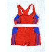 Dagi Çocuk Yüzücü Bikini Mayo 4007