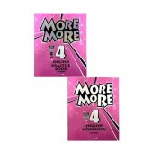 Kurmay Elt More And More 4 English Practice Book And Workbook