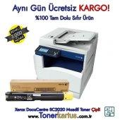 006r01693 Xerox Docucentre Sc2020 Sc2020nw Sarı Orijinal Toner