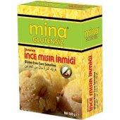 Mina Glutensiz İnce Mısır İrmiği 500 Gr
