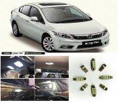 Honda Civic 2012 2015 Fb7 İç Aydınlatma Takımı
