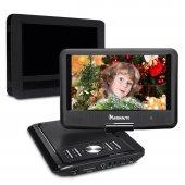Navıskauto 9 Inch Portable Dvd Cd Player Usb Sd Card Reader