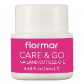 Flormar Care&go Cuticle Oil Tırnak Bakımı
