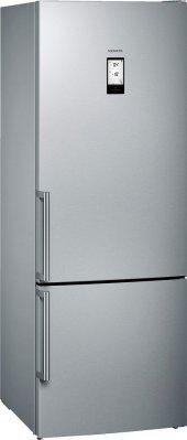 Siemens Kg56naı32n Nofrost,alttan Donduruculu Buzdolabı Kolay Temizlenebilir Inox Kapılar